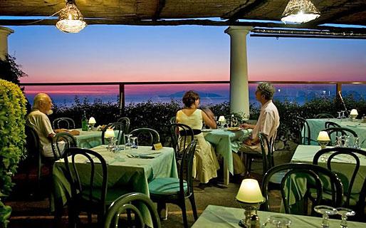 da Gelsomina Restaurants Anacapri