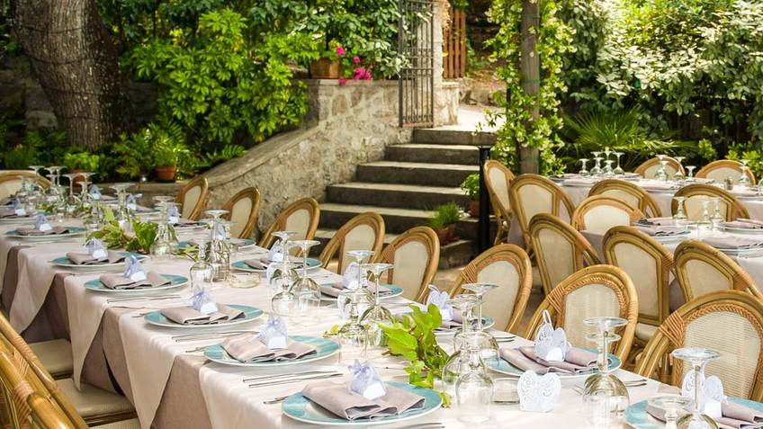 da Gelsomina Restaurantes Anacapri