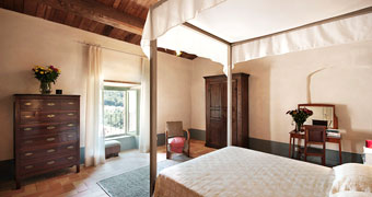Castello di Postignano Postignano Montefalco hotels