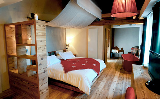 Chalet Eden Hotel 4 Stelle La Thulie