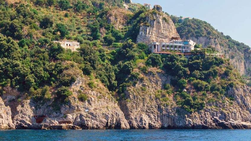 Villa Campitiello Villas Conca dei Marini
