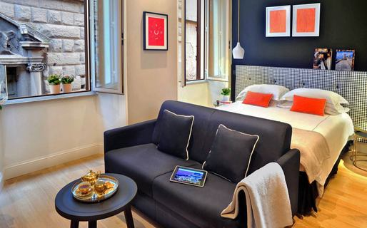Nerva boutique hotel roma and 38 handpicked hotels in for Small boutique hotels
