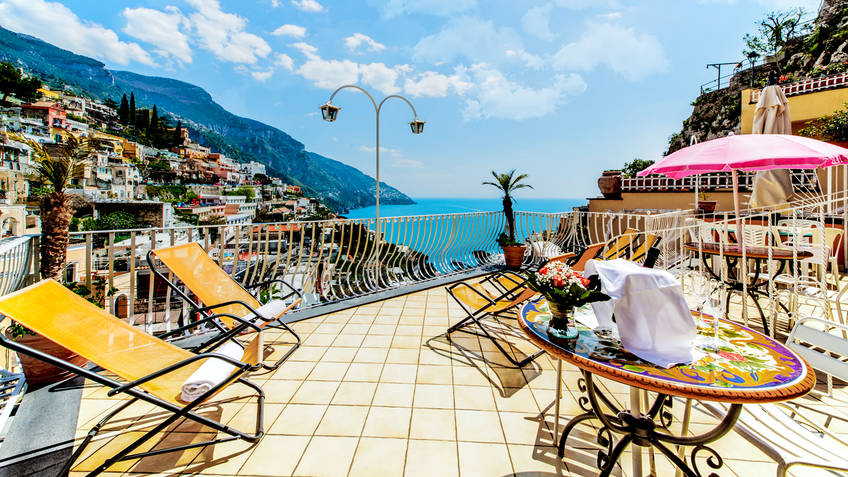 Florida Residence Bed & Breakfast Positano
