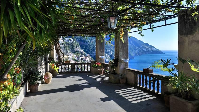 Villa Magia Casas de Luxo Positano