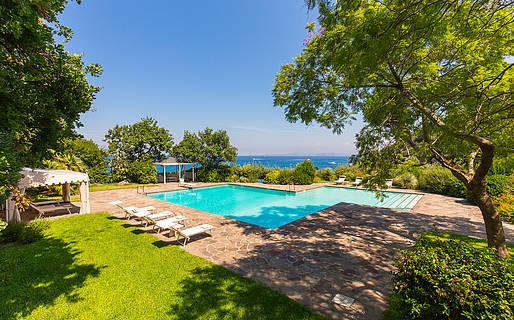 Villa Capricorno Ville di Lusso Ischia