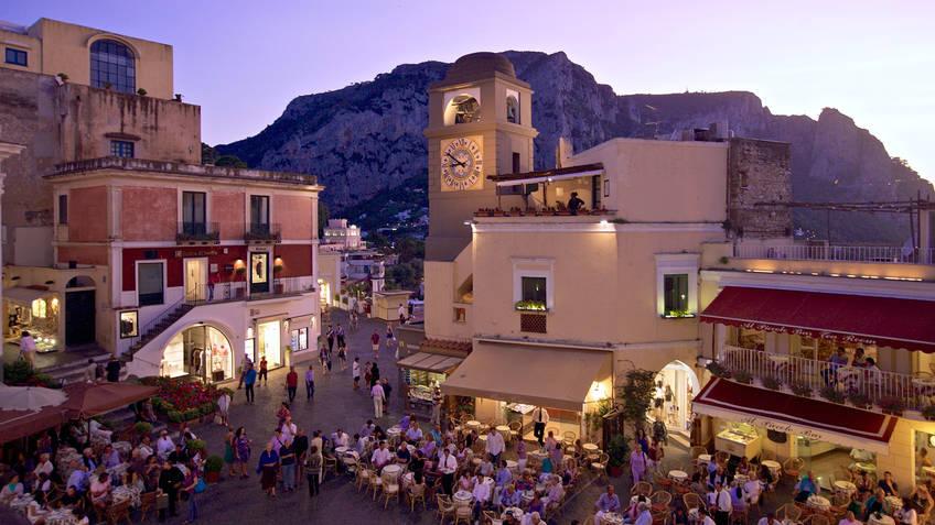 Bespoke Capri Guia Turístico Capri