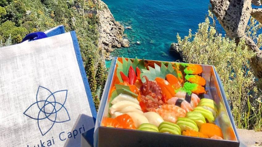Kukai Capri Restaurantes Capri