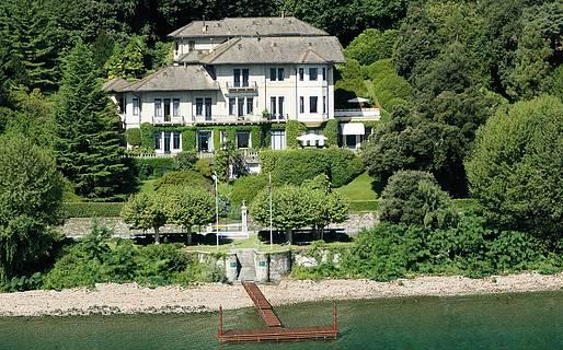 Villa Claudia Dal Pozzo Belgirate Hotel