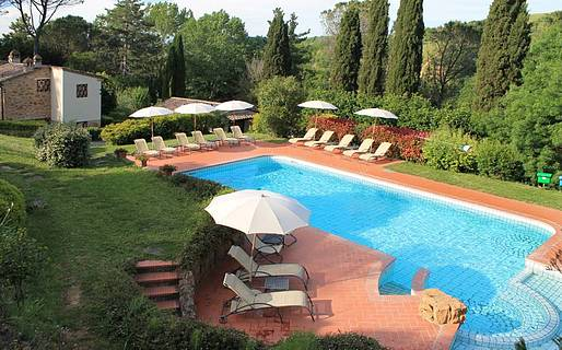 Il Lebbio Countryside Residences Montaione