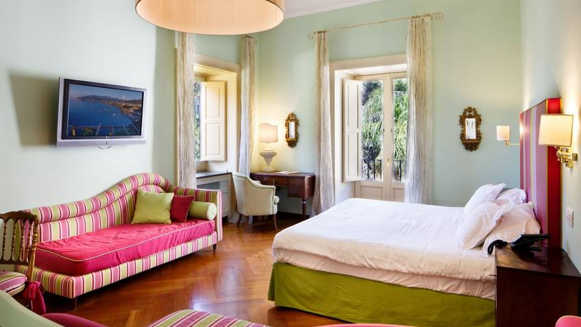 Palazzo Marziale Small Boutique Hotels Sorrento