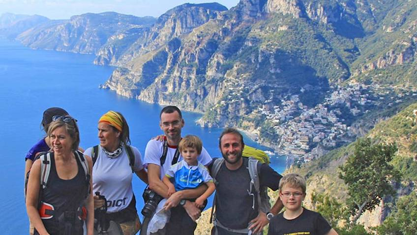 Cartotrekking Guided tours Agerola
