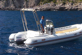 Oasi Motor Boats - 10% discount on motorized rubber raft rentals