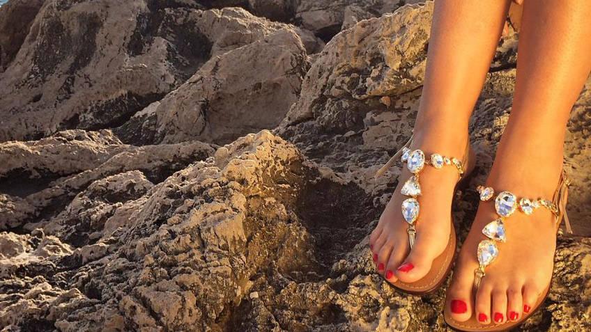 Manè Capri Sandali Capresi Moda Capri