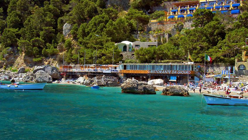 da Gioia Restaurants Capri