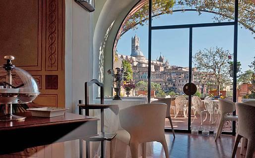 Campo Regio Relais Siena Hotel