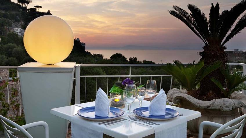 Hotel Rivage Hotel 3 Stelle Sorrento