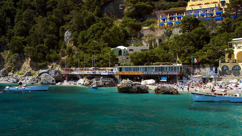 da Gioia Stabilimenti Balneari Capri