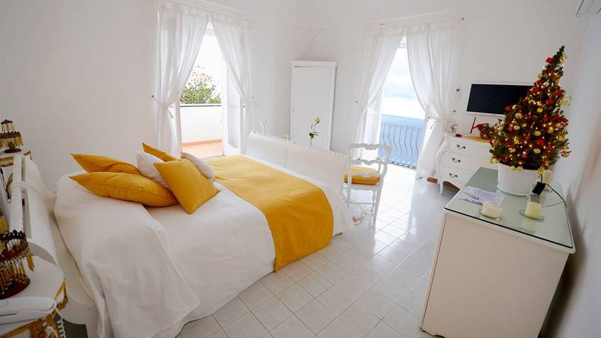 Villa Yiara Bed & Breakfast Positano