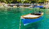 Capri Blue Boats