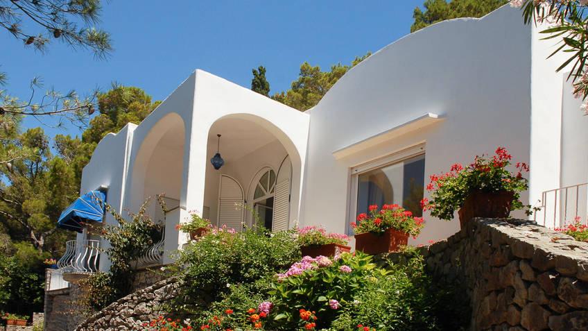 Poggio dei Ciclopi Villas Capri
