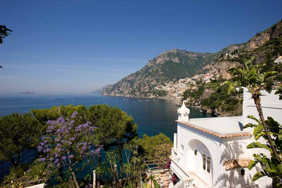 Villa treville positano prices and availability for Ville in italia