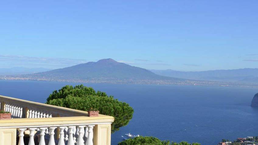 Residence Le Terrazze House rental Sorrento