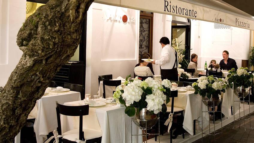 Aurora Restaurantes Capri
