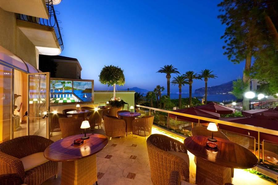 Luxury Hotels In Sorrento Italy
