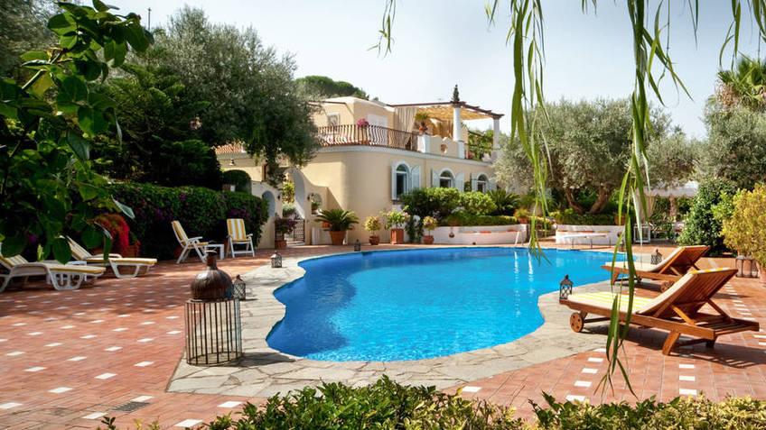 Villa Casa Mia Luxury Villas Anacapri