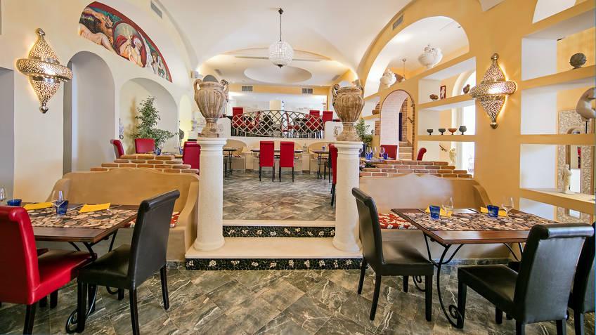 Villa Jovis Restaurants Capri