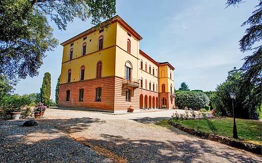 Tenuta Villa Rocchi Residenze di Campagna Torrita di Siena