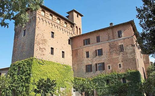 Castello di San Fabiano Countryside Residences Monteroni d'Arbia