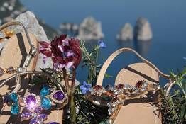 Capri Pride Sandals - 10% de desconto