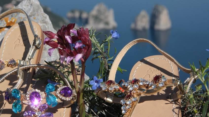 Capri Pride Sandals Moda Capri