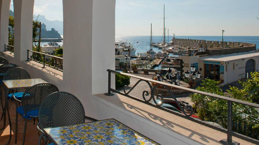 Hotel Aurora Amalfi Hotel 4 estrelas Amalfi