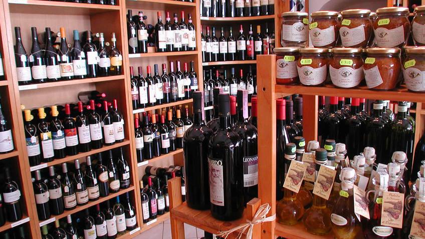 Cocktail - Wines Prodotti tipici Anacapri