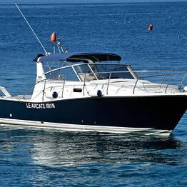 Le Arcate Boat Anacapri