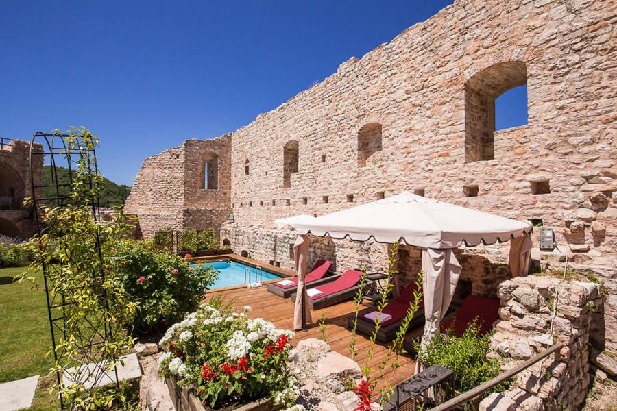 La Rocca Dei Trinci Capodacqua Di Foligno And 48 Handpicked Hotels In The Area