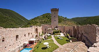 La Rocca dei Trinci Capodacqua di Foligno Assisi hotels