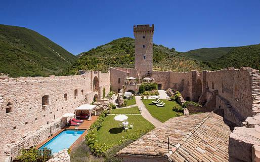 La Rocca dei Trinci Capodacqua di Foligno Hotel