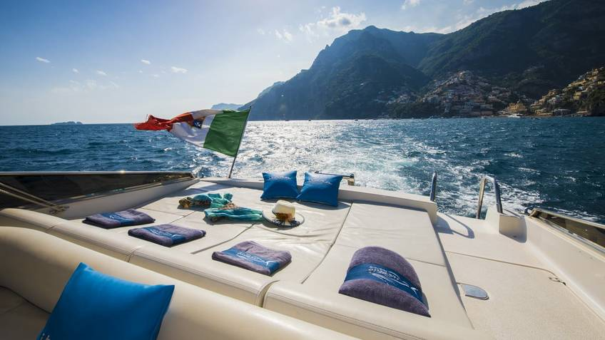 Lucibello  Excursions by sea Positano