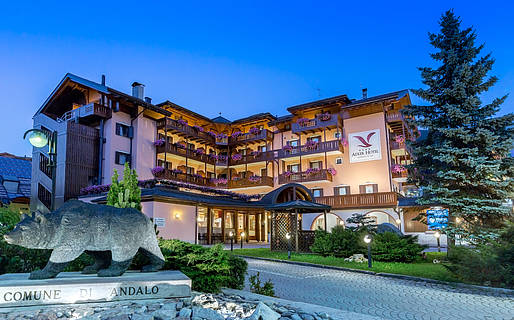 Adler Hotel Wellness & Spa  Andalo Hotel