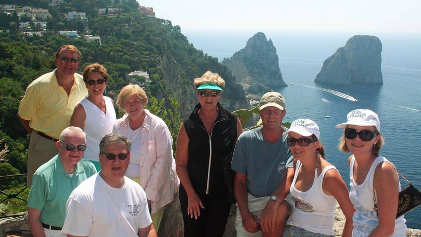 CapriTime Tours Tour guidati Anacapri
