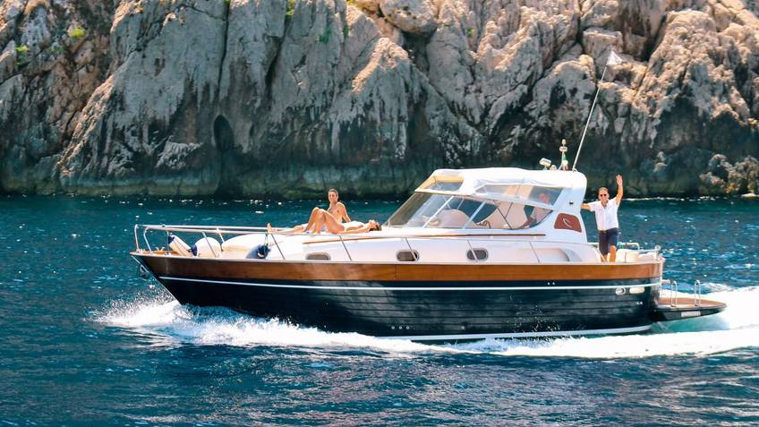 Restart Boat Excursions by sea Sorrento