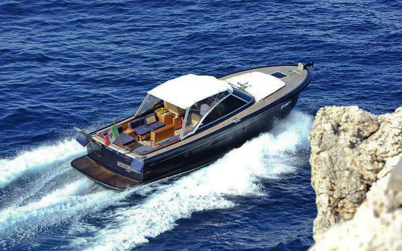 Capri Boats The Original Excursions by sea Capri