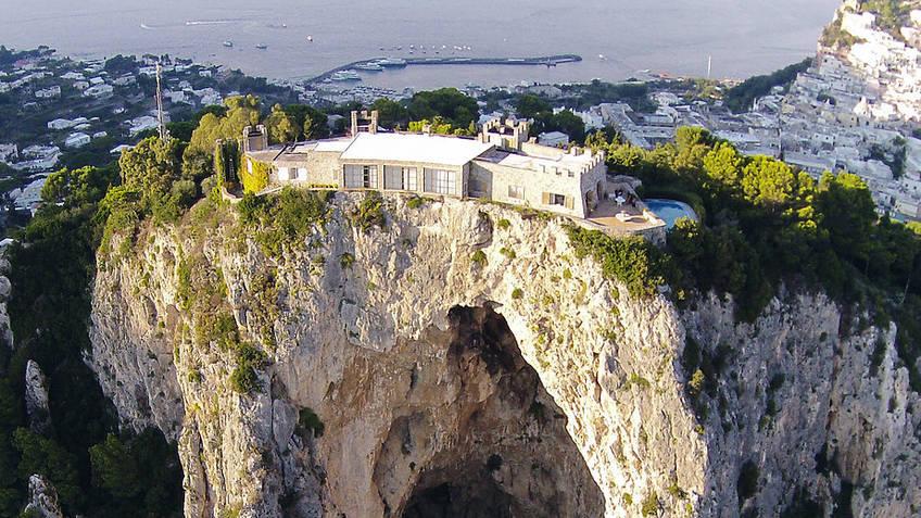 Villa Castiglione Luxury Villas Capri