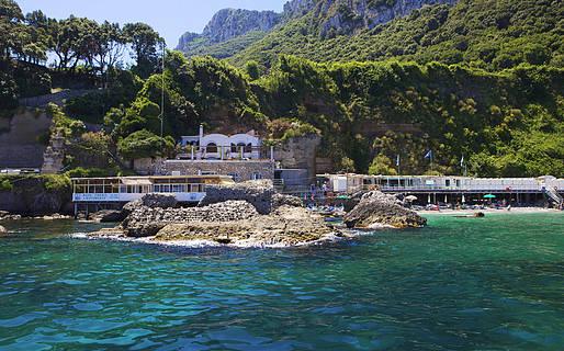 Bagni di Tiberio Restaurants Capri