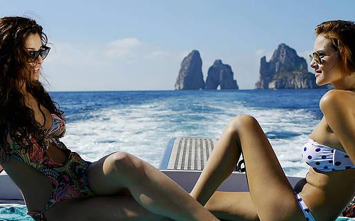 Capri Relax Boats Escursioni in mare Capri