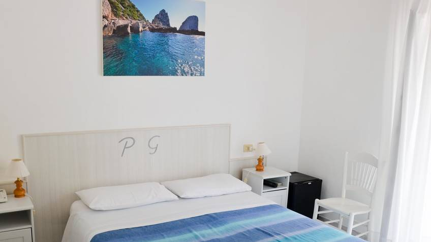 Guarracino 1 Star Hotels Capri