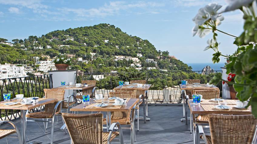 Hotel La Tosca 1 Star Hotels Capri